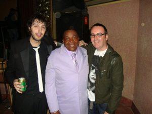 Dirty Rock con Willie Buck y Quique Gómez 1 de abril 2011