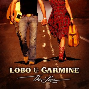 Lobo Carmine. The Line. 50 aniversario The Rolling Stones 2012