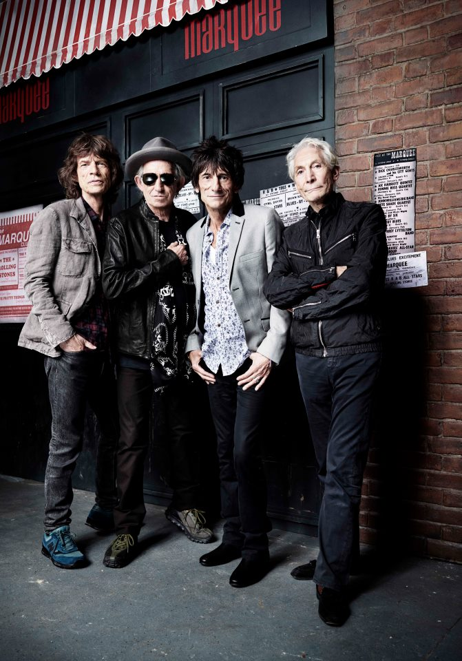 The Rolling Stones 50 Anniversary Marquee Club 2012