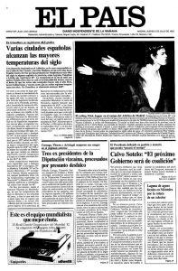 The Rolling Stones 7 de julio de 1982 2012 Madrid Estadio Vicente Calderón 30 años