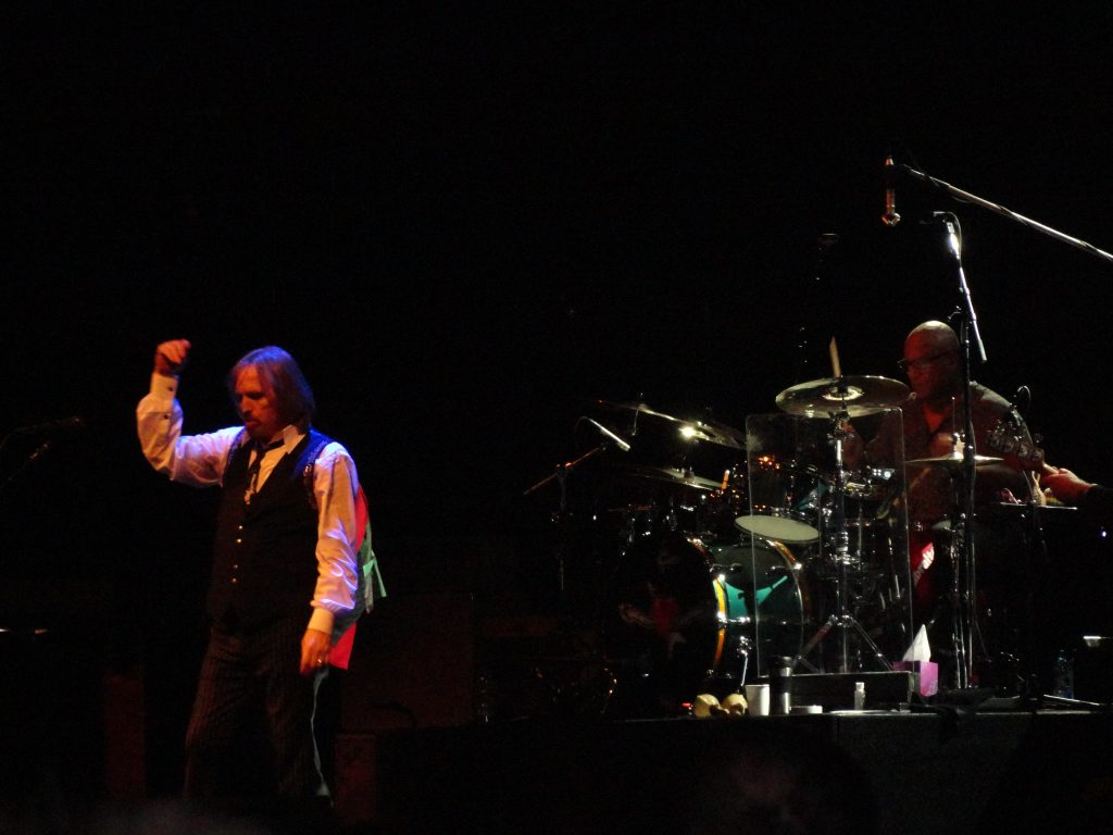 Tom Petty and The Heartbreakers 7 de junio 2012 en el O2 Arena Dublin