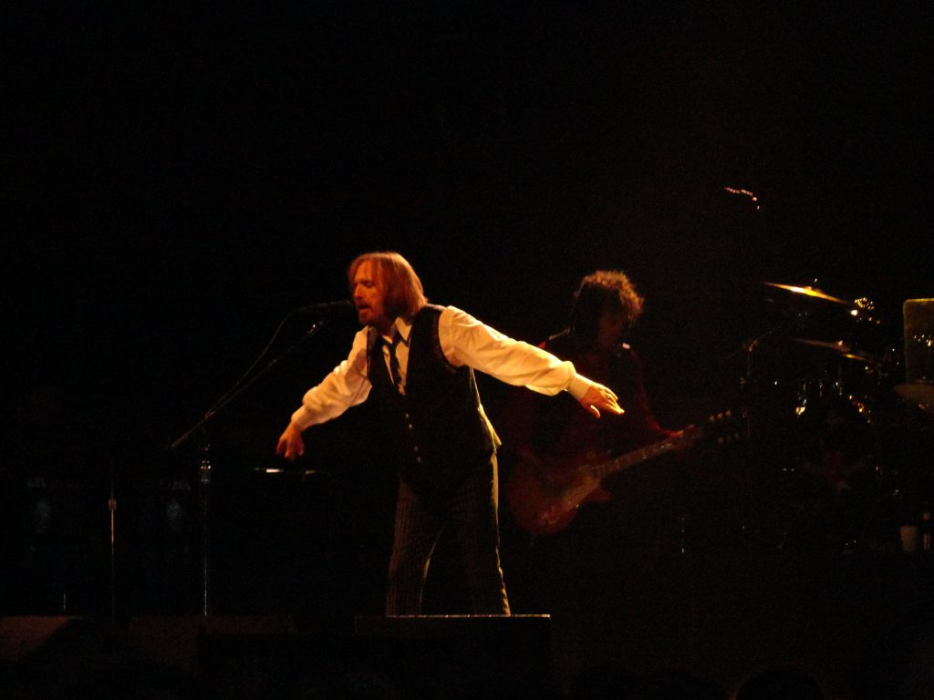 Tom Petty and The Heartbreakers, 7 de junio 2012 en el O2 Arena Dublin Euro Tour EIRE