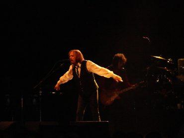 Tom Petty and The Heartbreakers, 7 de junio 2012 en el O2 Arena Dublin Euro Tour EIRE