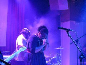 Alabama Shakes concierto en Madrid 18 julio 2012