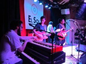 Alabama Shakes en concierto Madrid 18 julio 2012 Sala El Sol, España