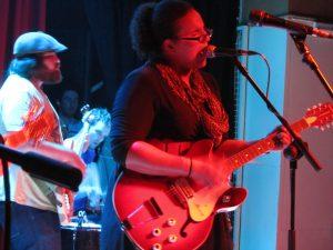 Alabama Shakes en concierto Sala El Sol.Madrid 18 julio de 2012