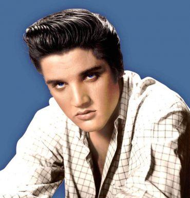Elvis Aaron Presley, 16 agosto de 2012, 35 aniversario de su muerte