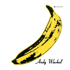 45 aniversario de la portada del plátano de The Velvet Underground The Velvet Underground & Nico