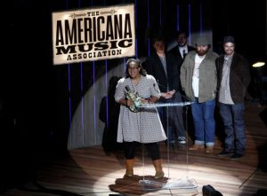 Alabama Shakes premio banda emergente The 2012 Americana Music Awards