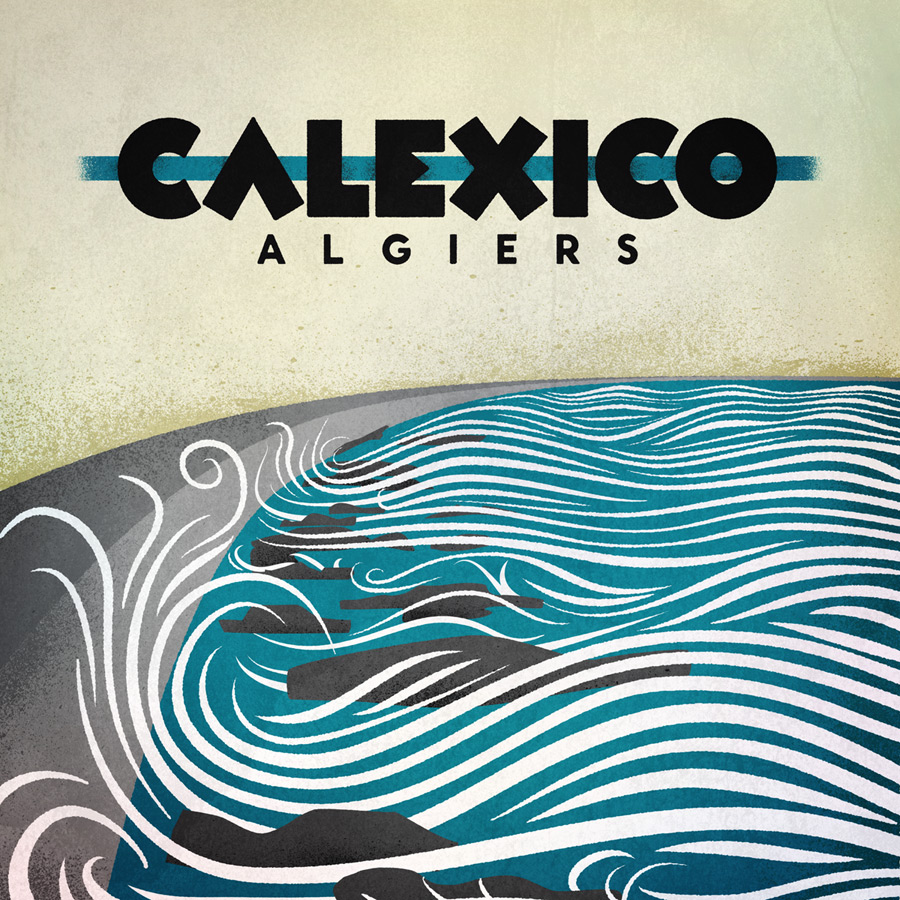 """Calexixo """"Algiers"""" nuevo disco y gira española en noviembre de 2012"""