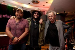 El nuevo disco de Aaron Neville My True Story está coproducido por Don Was y Keith Richards
