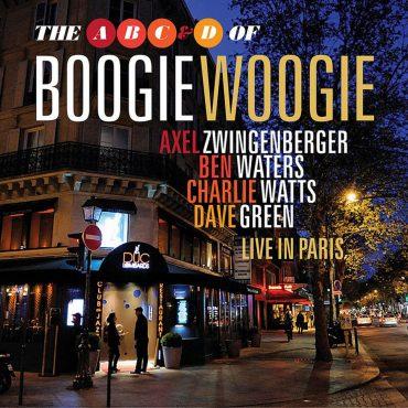 """El nuevo disco de Charlie Watts & ABCD of Boogie Woogie se llama """"The ABC&D of Boogie Woogie, Live in Paris"""" 2012"""