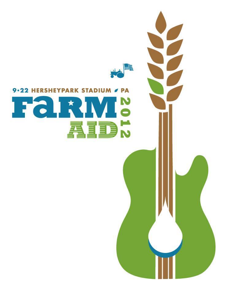 """""""Farm Aid 2012"""" el 22 de septiembre de 2012"""