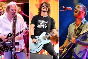 Global Festival 2012, Neil Young & Crazy Horse, Foo Fighters, The Black Keys, Band of Horses y K'Naan