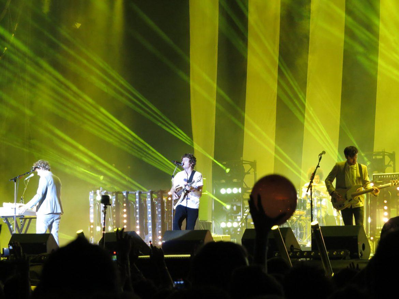 The Kooks, actuación en el DCode Fest_2012