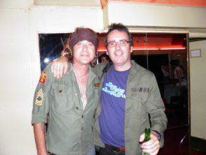 Jonny Kaplan y Dirty Rock Madrid, 2011. Próxima gira de Jonny Kaplan con Blind Melon