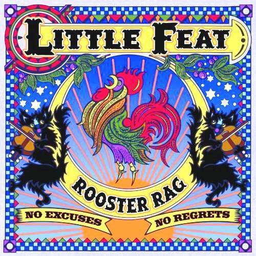 Little Feat nuevo disco Rooster Rag