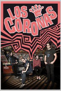 Los Coronas nuevo disco grabado en Tucson, Estados Unidos