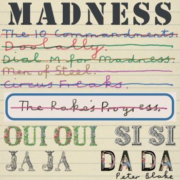 Madness nuevo disco Oui, Oui, Si, Si, Ja, Ja, Da, Da y single Death of a Rude Boy 29 octubre