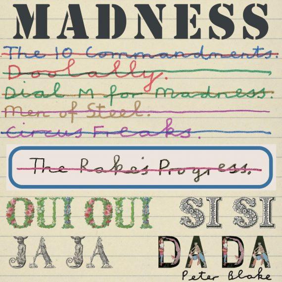 Madness nuevo disco Oui, Oui, Si, Si, Ja, Ja, Da, Da y single Death of a Rude Boy 29 octubre
