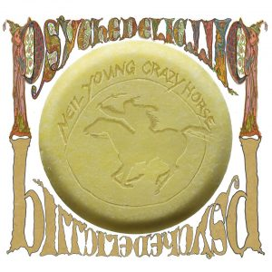 "Neil Young and Crazy Horse, segunda portada de ""Psychedelic Pill"" 2012"