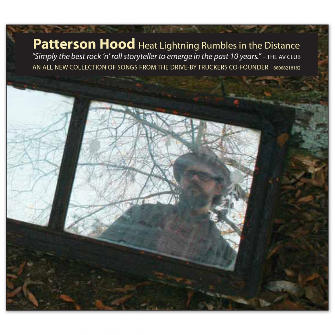 Patterson Hood de los Drive by Truckers tiene nuevo disco en solitario Heat Lightning Rumbles in the Distance 2012