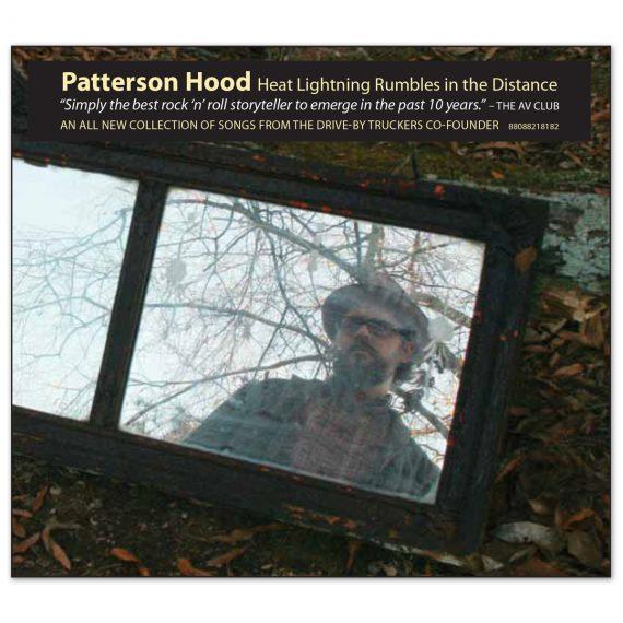 Patterson Hood de los Drive by Truckers tiene nuevo disco en solitario Heat Lightning Rumbles in the Distance 2012