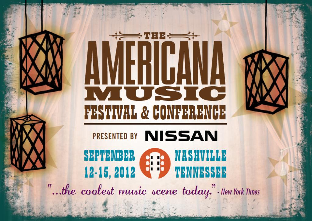 Premios de la Americana Music 2012