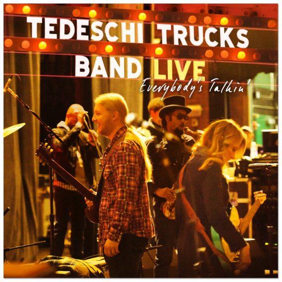 "Tedeschi Trucks Band ""Everybody's Talkin' 2012 nuevo disco en directo"