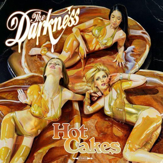 The Darkness Hot Cakes nuevo disco