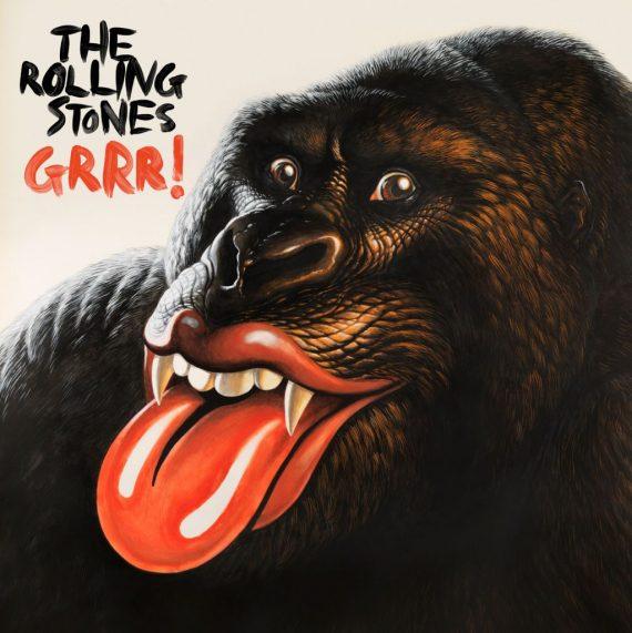 The Rolling Stones nuevo recopilatorio GRRR! para el 12 de noviembre de 2012