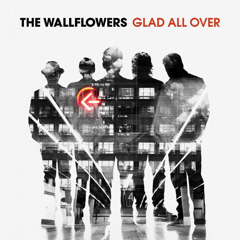 """The Wallflowers nuevo disco """"Glad All Over"""" el 8 de octubre"""