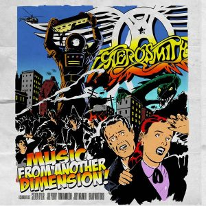 """Music from another Dimension"" Aerosmith, nuevo disco"