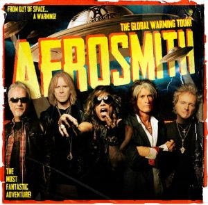 """Music from another Dimension"" nuevo disco de Aerosmith y gira The Global Warming Tour"