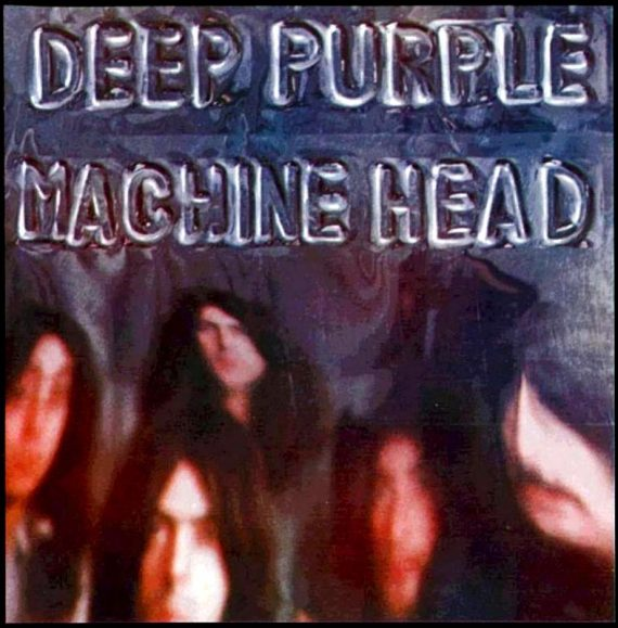 40 aniversario de Machine Head, Deep Purple reeditan el disco octubre 2012