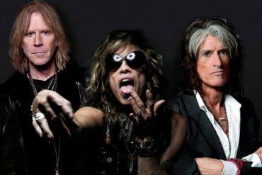 "Aerosmith nuevo disco ""Music from another Dimension"" el proximo 6 de noviembre"