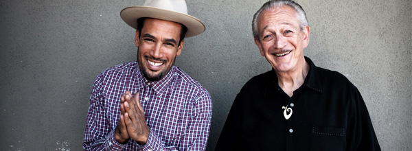 Ben Harper y Charlie Musselwhite Get Up, nuevo disco ,I Don't Believe a Word You Say su nuevo single