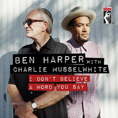 Ben Harper y Charlie Musselwhite interpretan I don't believe a word you say del disco Get Up