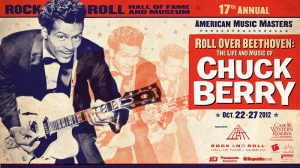 Chuck Berry cumple 86 años en la semana Roll Over Beethoven The Life and Music of Chuck Berry