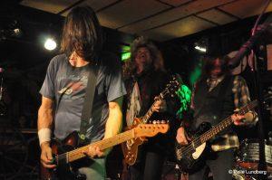 Dan Baird & HomemadeSin gira en España y Europa 2012