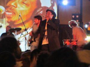 Earl Sixteen y Pachumba Aguere Reggae 2012 Tenerife Canarias