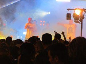 El Veneno Crew en el Aguere Reggae 27 octubre 2012 Tenerife