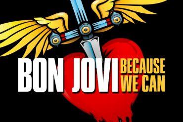"Gira Mundial de Bon Jovi Because We Can 2013 y disco ""What About Now"""