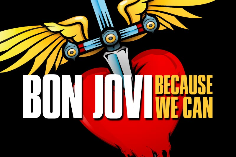"Gira Mundial de Bon Jovi Because We Can 2013 y disco ""What About Now"""