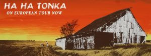 Gira española y europea de Ha Ha Tonka 2012.