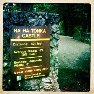 Ha Ha Tonka gira española y europea octure y noviembre 2012 (Parque Ha Ha Tonka)