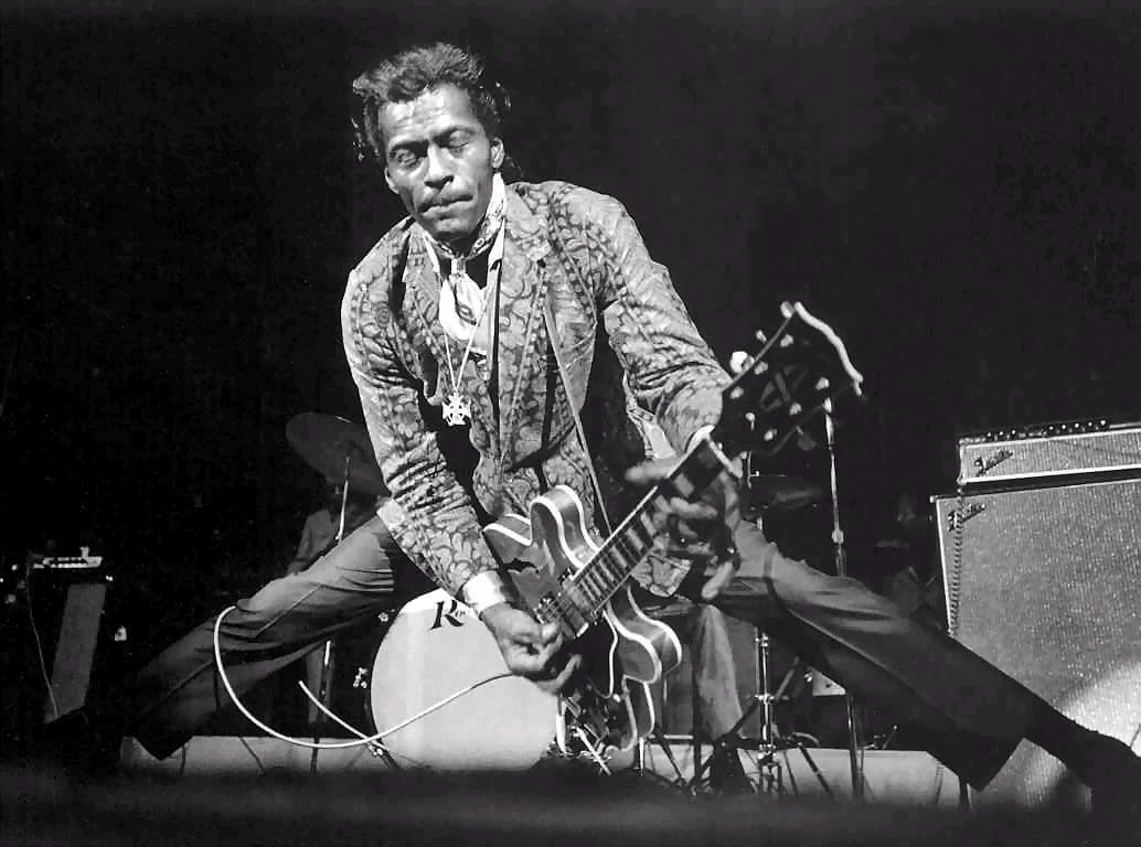 Happy Birthday Chuck Berry Roll Over Beethoven The Life and Music of Chuck Berry,