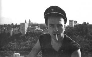 "Joe Strummer en Granada ""I Need a Dodge! Joe Strummer On The Run"" España"