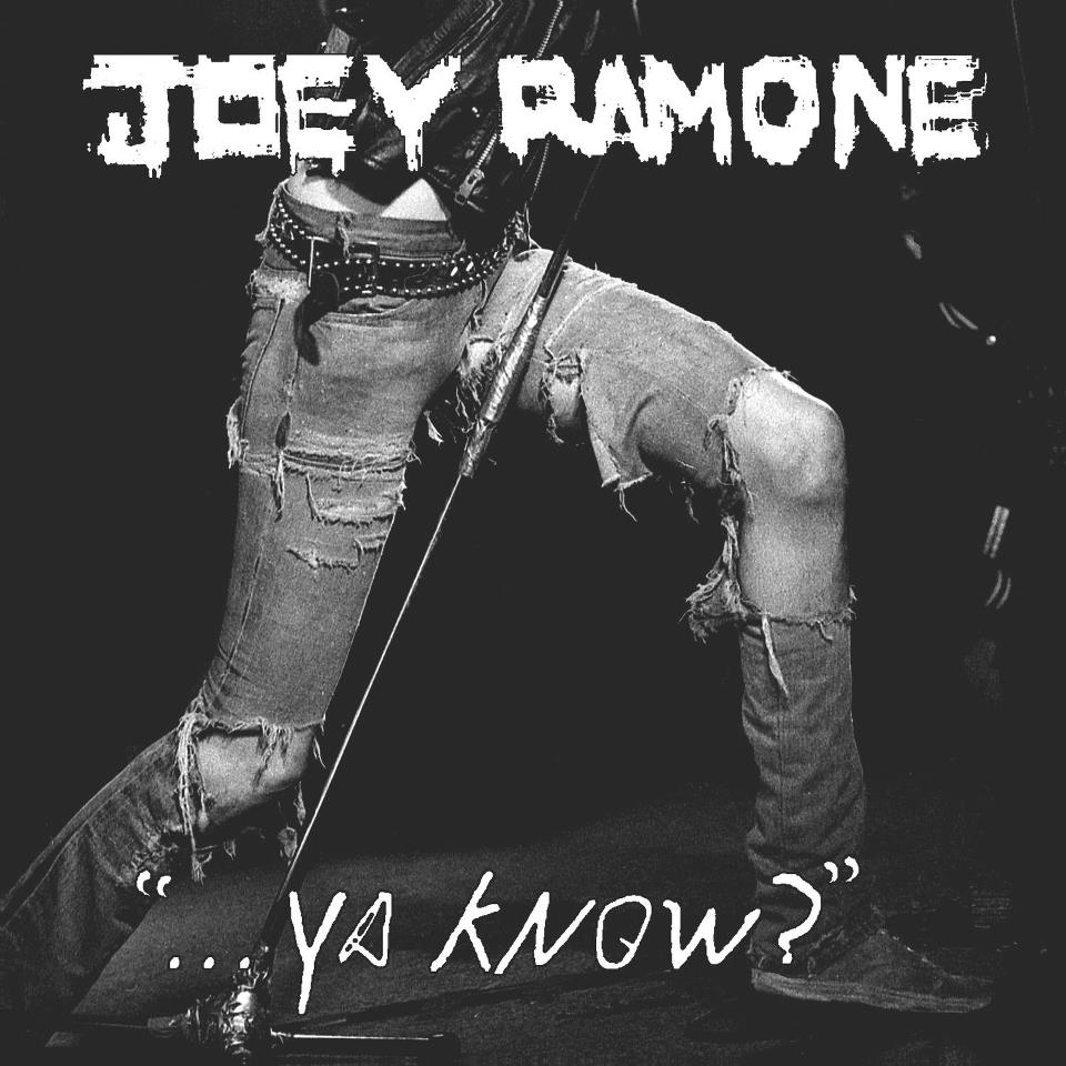 "Joey Ramone ""New York City"" su nuevo video postumo del disco Ya Know 2012"