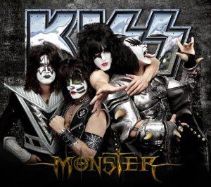 """Kiss """"Monster"""" vigésimo disco de los explosivos neoyorquinos 2012"""